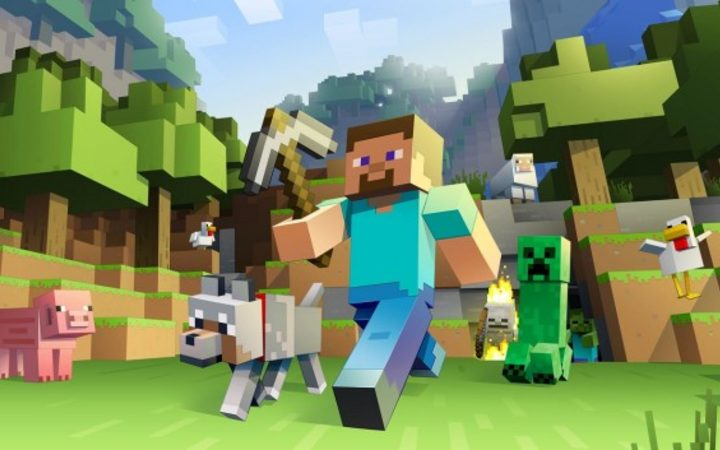 Minecraft migrates into classrooms: is educational gaming the way of