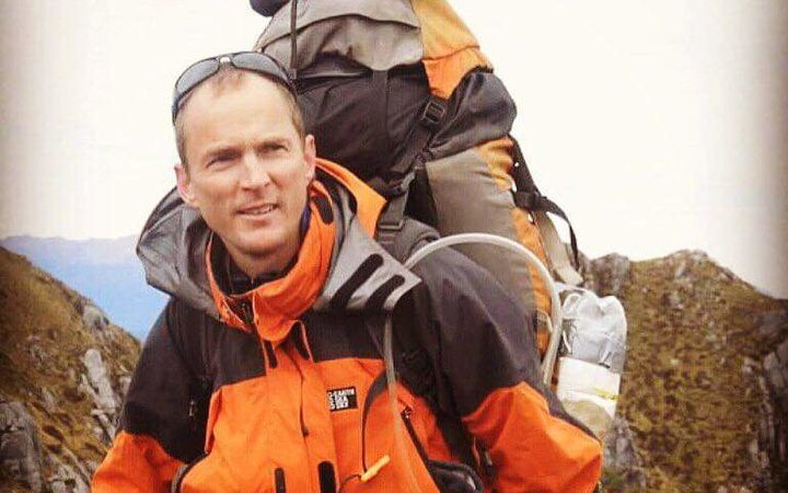 Martin Hess died in an avalanche on Mt Hicks, near Aoraki / Mt Cook.