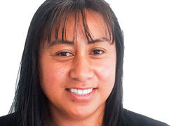 Natasha Meleisea, chief executive of Pacific Co-operation Broadcasting Ltd.