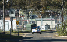 Villawood Detention Centre in Sydney