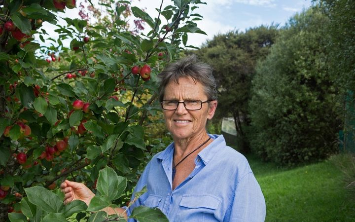 Leading pesticides expert Meriel Watts.