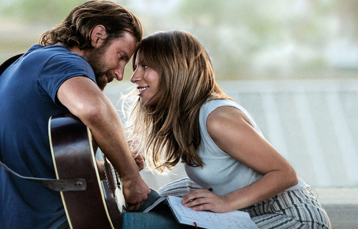 A Star is Born, a Hollywood classic remake, features Lady Gaga and Bradley Cooper and has received positive reviews on the global stage.