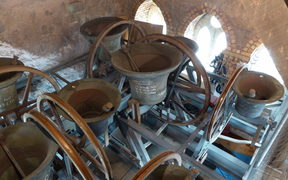 St Matthew's-in-the-City will have eight ringers for bells to sound in participation for the Roaring Chorus.