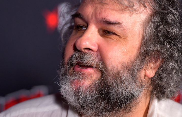Peter Jackson in October, 2018