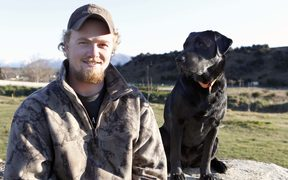 030916 Photo: Richard Cosgrove/Fish & Game New Zealand