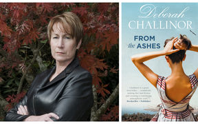 NZ best-selling author, Deborah Challinor