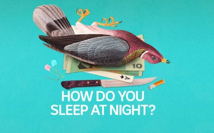 How Do You Sleep At Night logo (Supplied)