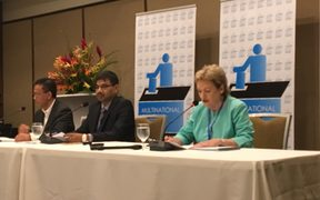 The MOG says Fijian electoral processes to date have been transparent and credible.