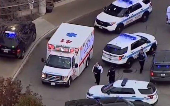 Multiple victims after gunman opens fire at US hospital