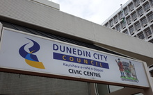 Dunedin City Council Civic Centre.