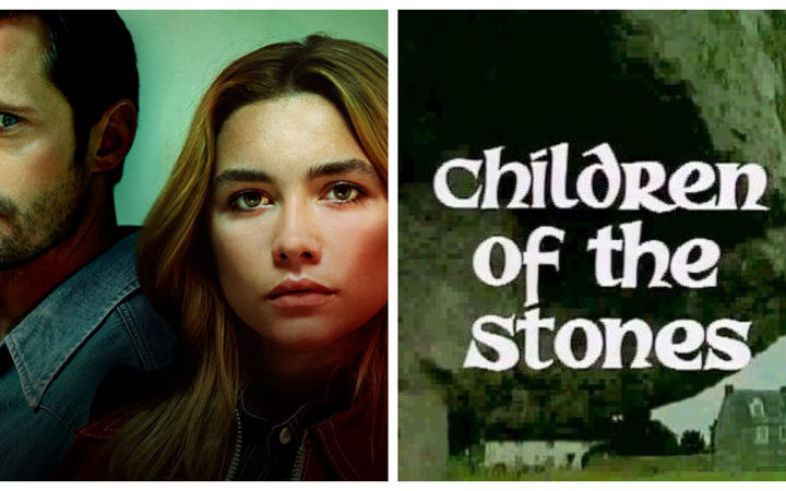 Little Drummer girl on TVNZ ondemand and 1970s series, Children of Stones