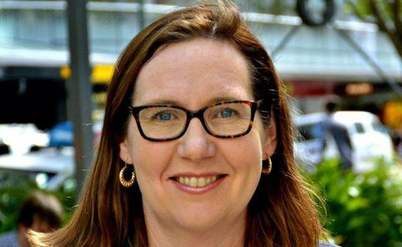 Wellington City Councilor Fleur Fitzsimons