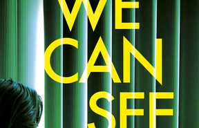 "cover of the book ""We Can See You"" by Simon Kernick"