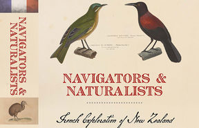 Navigators and Naturalists by Mike Lee
