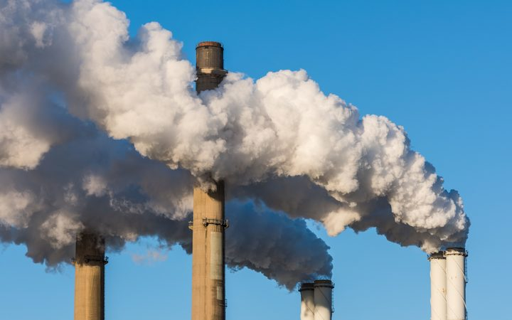 Carbon emissions have not yet peaked in many countries the report says.