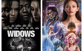 Widows and The Nutcracker and the Four Realms