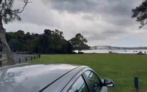 Dudding Park in Northcote Point.