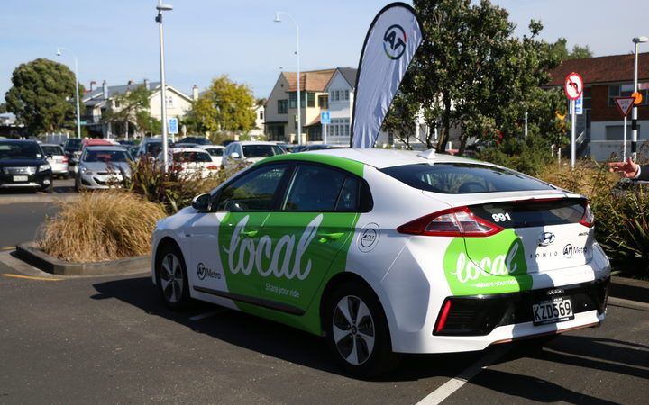 Devonport's ride-sharing service is heavily subsidised.