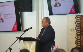 Minister for Pacific Peoples Aupito Tofae Su'a William Sio.