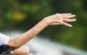 As we get older, we lose muscle mass and power in our arms and legs - but there are things we can do to keep our strength and have a better old age.