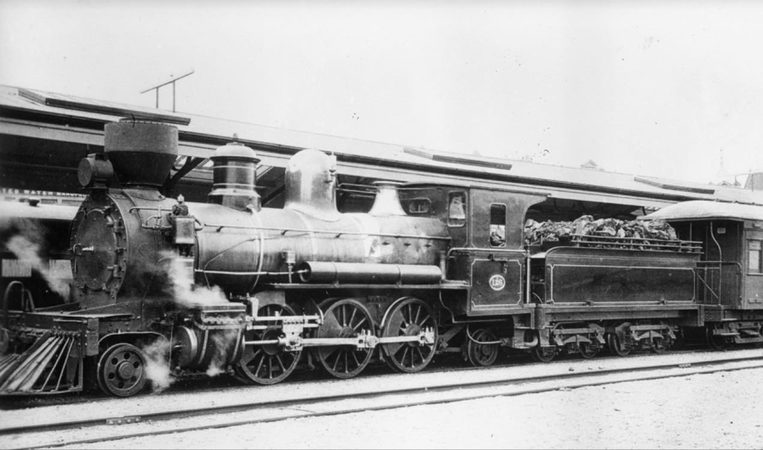 V-Class locomotive train engines from 1885 unearthed near Lumsden | RNZ