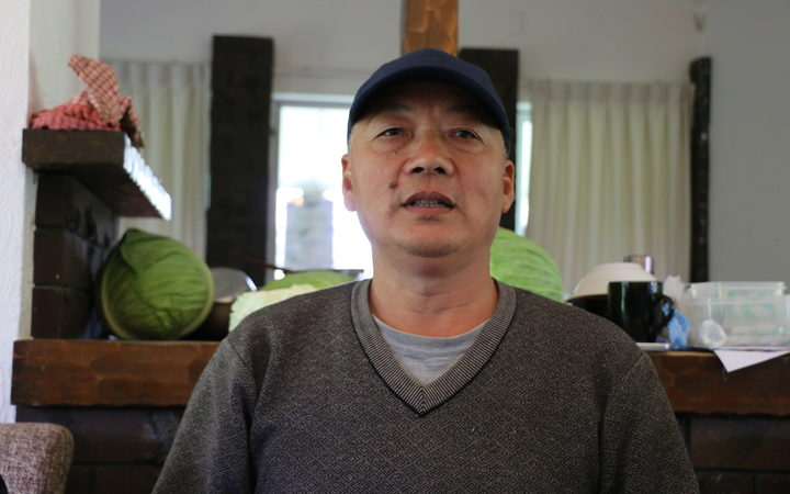 Chinese builder Fan Guo Hua talks about developer Wenshan (Peter) Li.