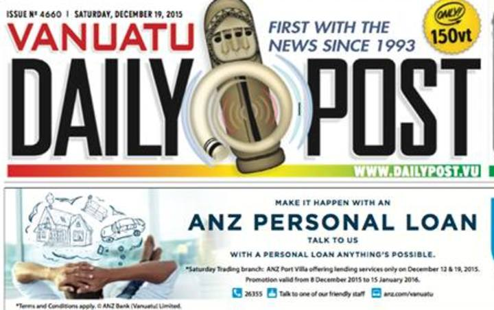 A retiring Vanuatu media pioneer says he believes there will always be a need for mainstream media in the country.