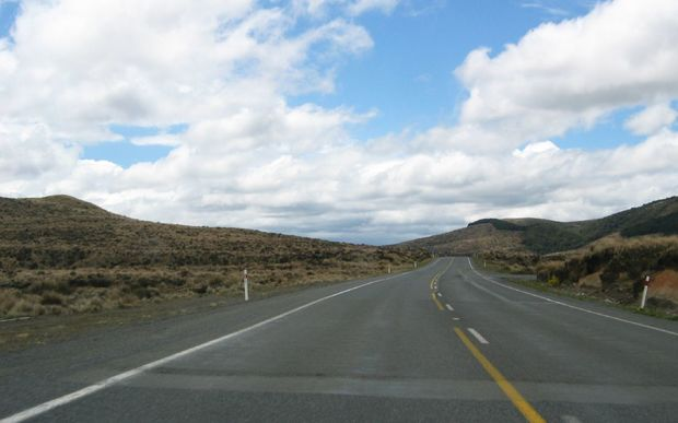 Desert Road, North Island