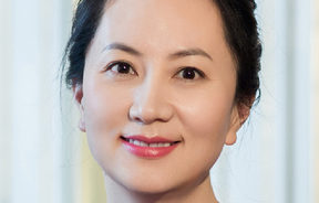 Meng Wanzhou (Sabrina Wang) is the chief financial officer at Huawei.