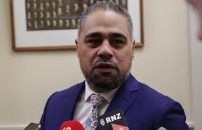 Peeni Henare, Minister for the Community and Voluntary Sector, Minister for Whānau Ora, and Youth.