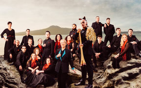 Voices NZ Chamber Choir with Karen Grylls & Horomona Horo
