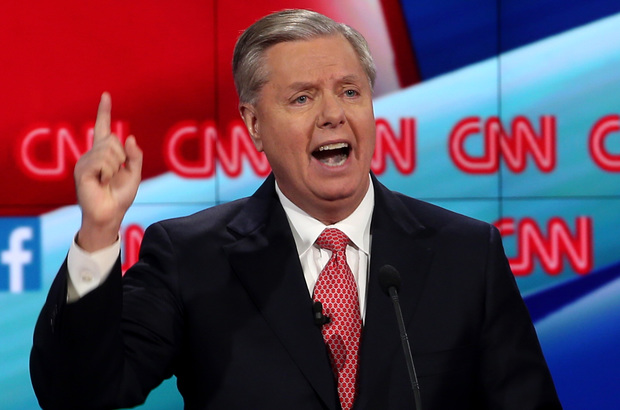 Lindsey Graham has dropped out of the race for the Republican nomination.