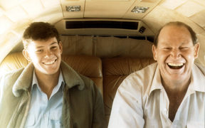 James and Kerry Packer