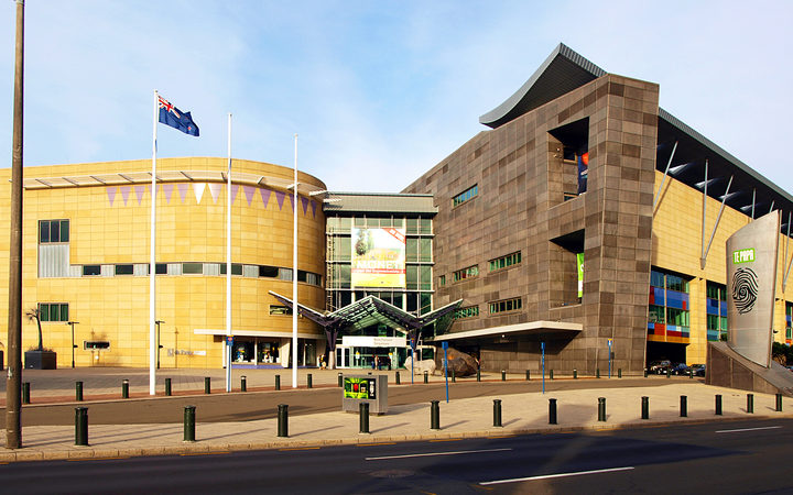 Museum of New Zealand Te Papa Tongarewa Wellington
