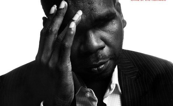 Gurrumul photo by Adrian Cook.