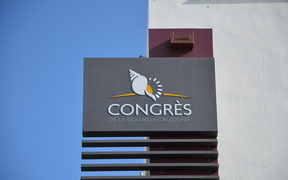 New Caledonia Congress
