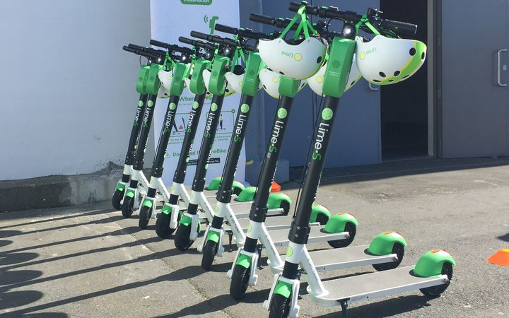 Wellington to get six-month e-scooter trial | RNZ News