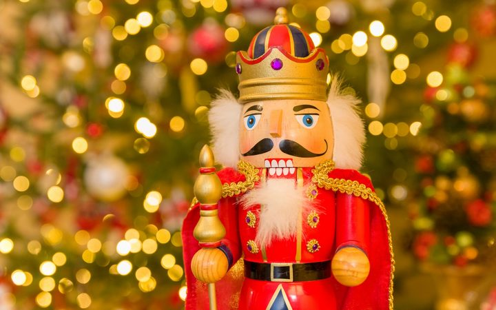 The Nutcracker - a Christmas ballet by Tchaikovsky