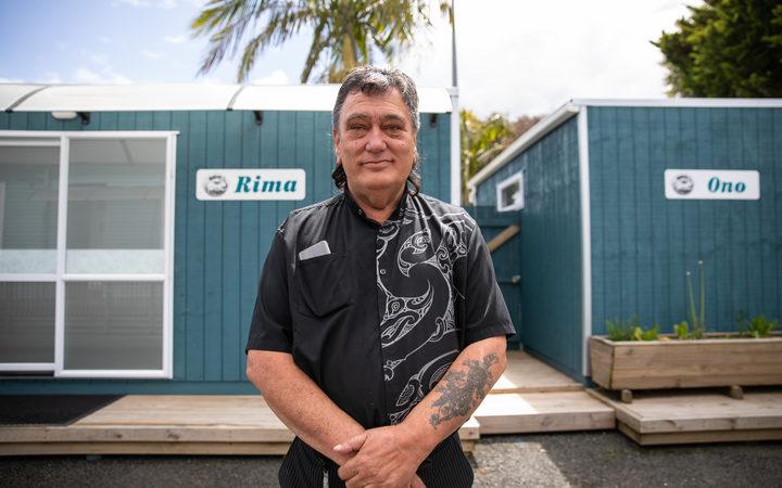 He Korowai Trust在Kaitaia的首席执行官Ricky Houghton已经从Far North的抵押权人销售中拯救了550多所房屋。