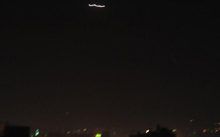 Syrian air defences intercept 'hostile targets' near Damascus