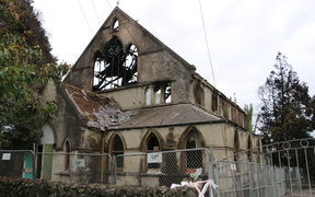 The historic St James Church in Mount Eden, Auckland, will be demolished.