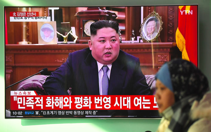 Kim Jong Un warns North Korea could consider change of tack