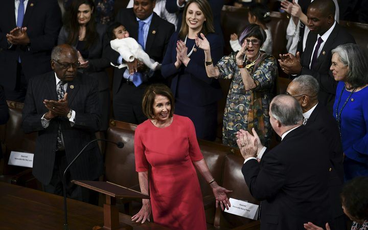 Pelosi invites Trump to deliver State of Union address