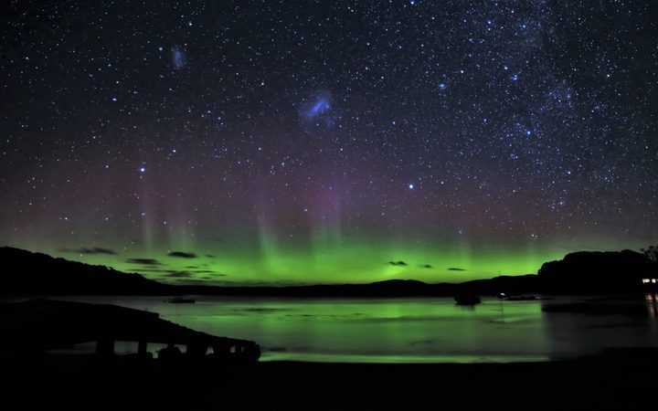 The skies above Stewart Island have seen the area classified as 'Dark Sky Sanctuary'.