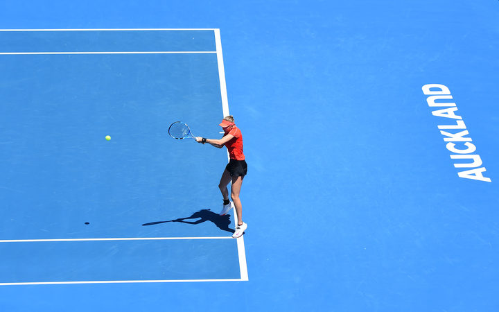 Blowout at the ASB Classic | RNZ News