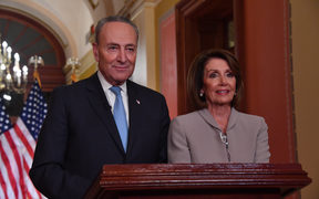 House Speaker Nancy Pelosi and Senate Democratic leader Chuck Schumer.