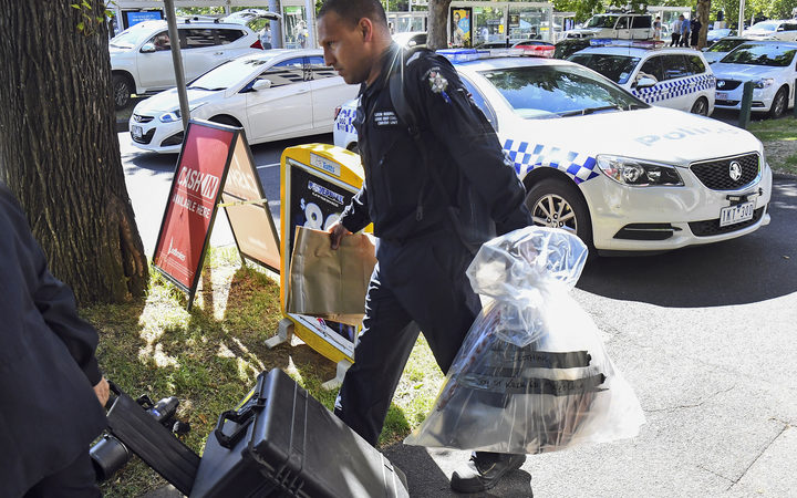 Victorian man arrested for allegedly sending suspicious packages to embassies