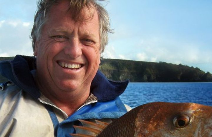 Fisherman and LegaSea spokesperson Scott Macindoe