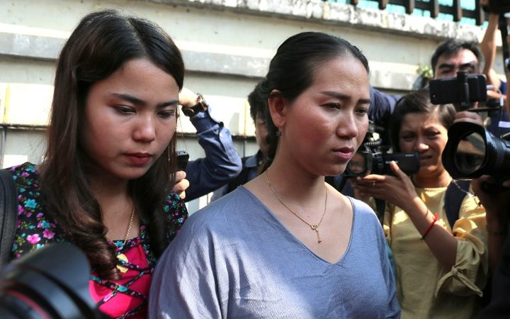 Jailed Myanmar journalists lose appeal