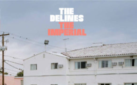 The Delines, The Imperial album cover
